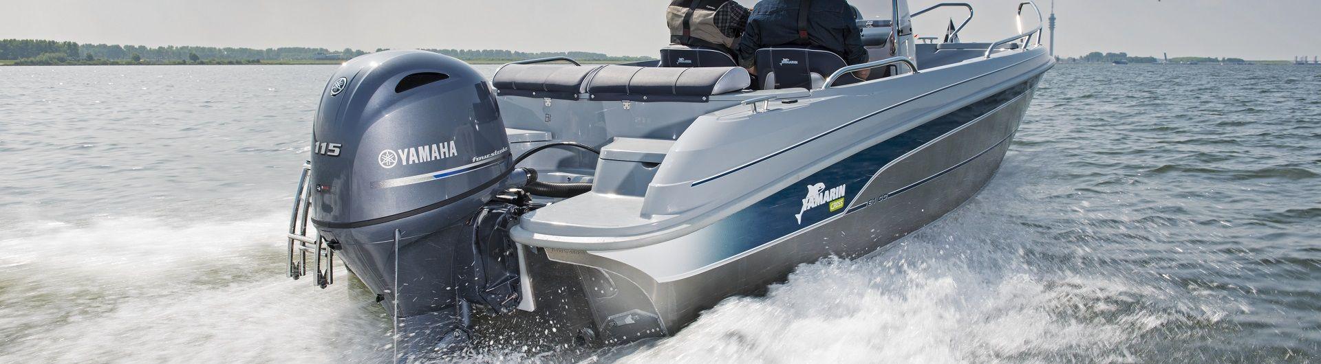 Yamaha Aussenbordmotor Header