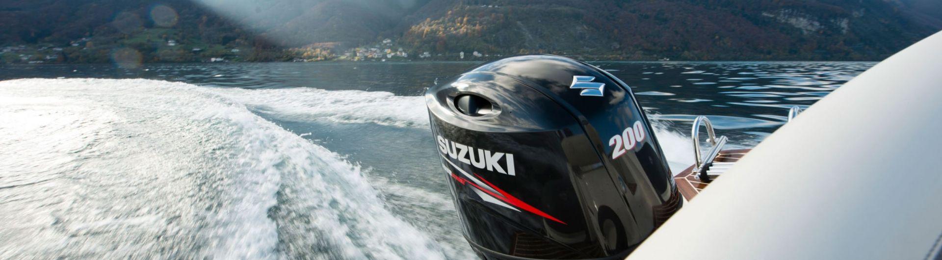 Suzuki Aussenborder DF200