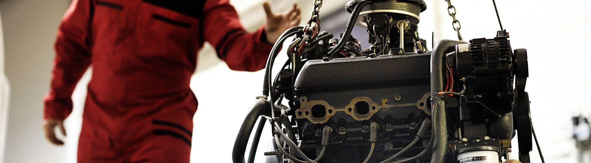 Motorenservice Meyer Bootswerft