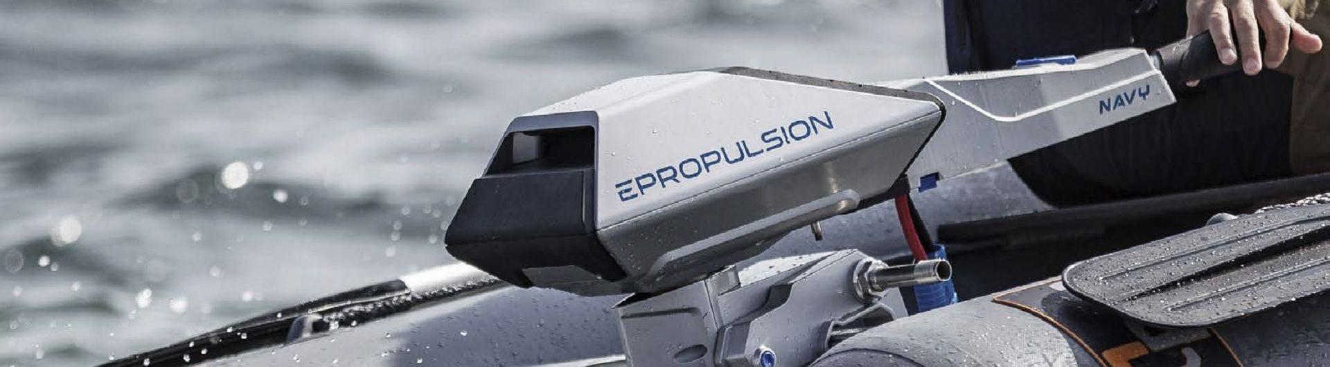 Elektromotor ePropulsion Header
