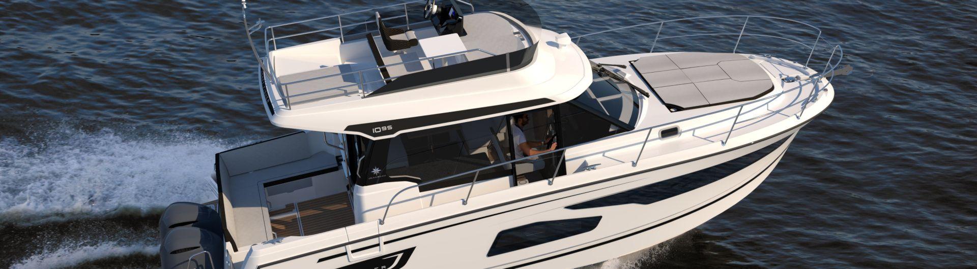 Sportboot Jeanneau Merry Fisher 1095FLY header