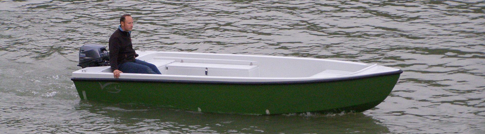 Fischerzille GFK Meyer Bootswerft Nova Fish Header