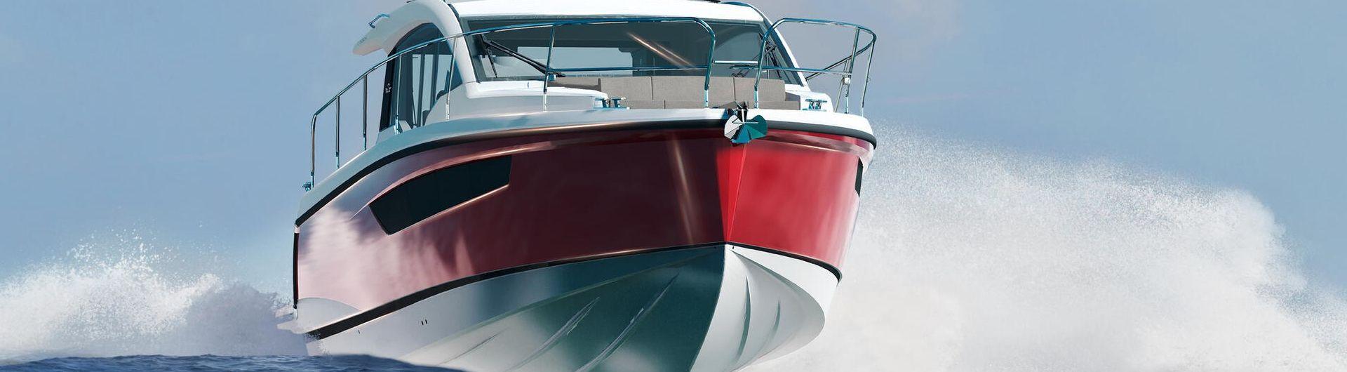 Sportboot Sealine C330v header
