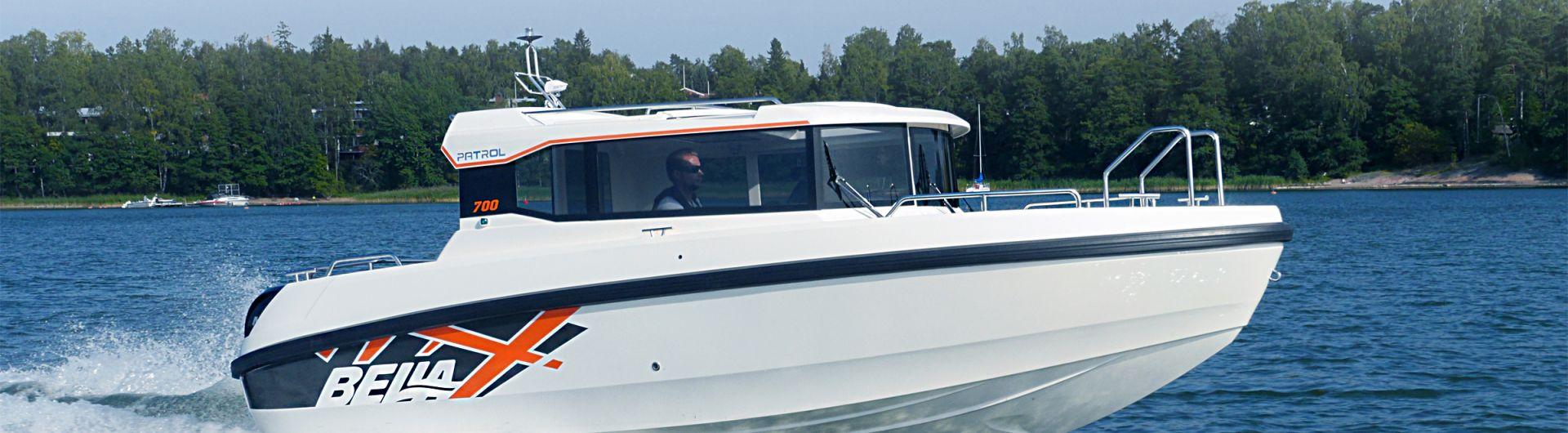 Sportboot Bella 700 Patrol 1