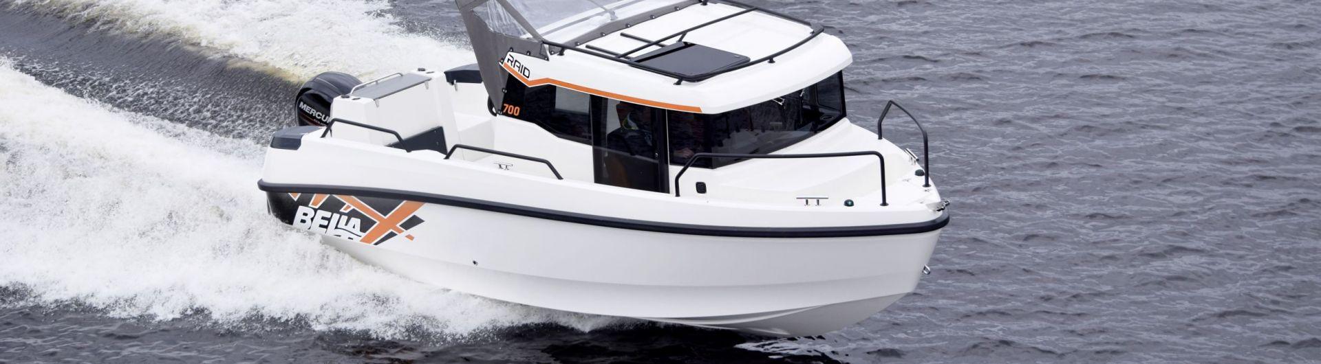 Sportboot Bella 700 Raid 1