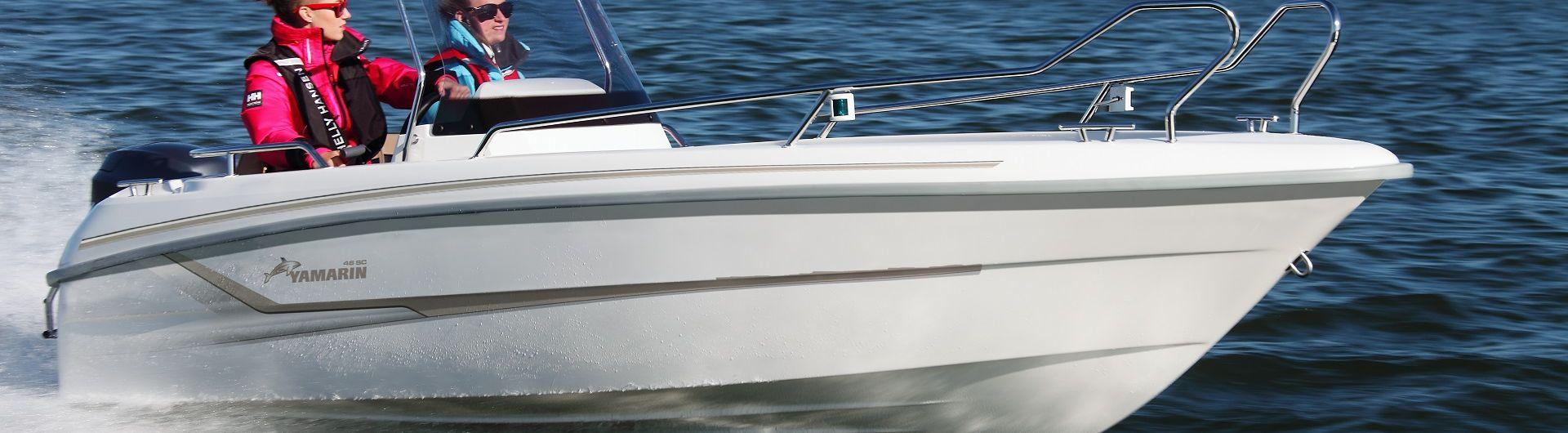 Sportboot Yamarin 46 SC 1