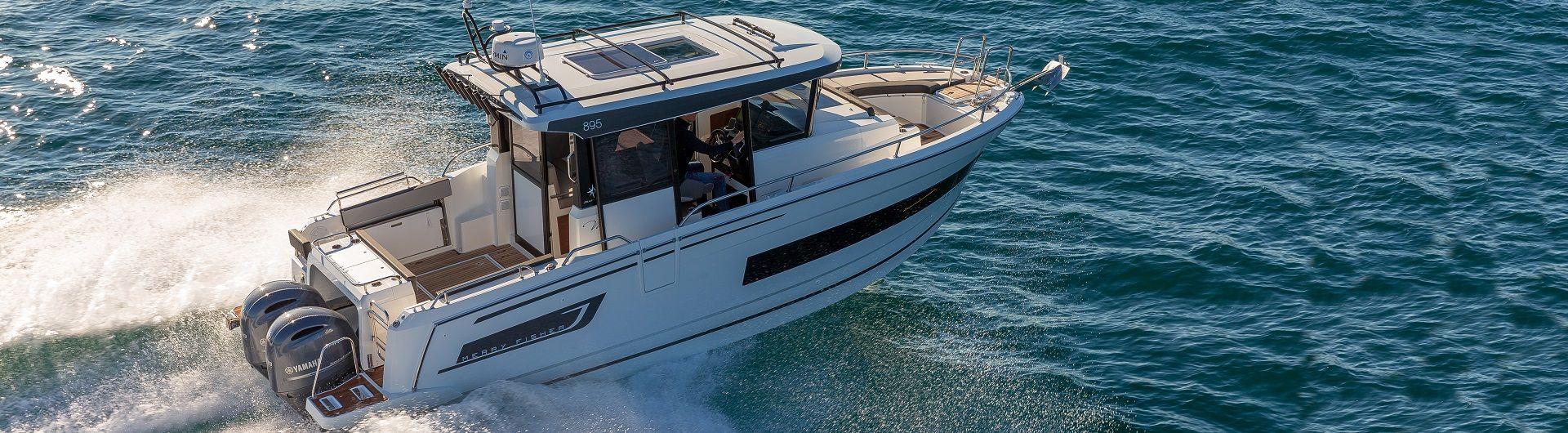 Sportboot Jeanneau Merry Fisher 895 Marlin Header