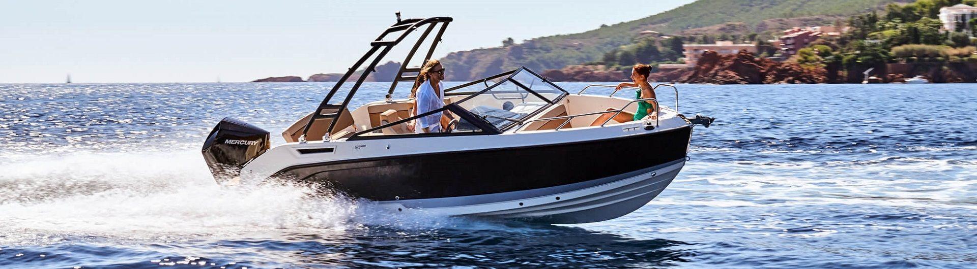Sportboot Quicksilver Activ 675 Bowrider Header