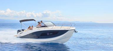 Quicksilver 875 Sundeck Sportboot