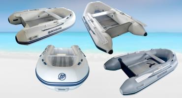 Quicksilver Schlauchboote