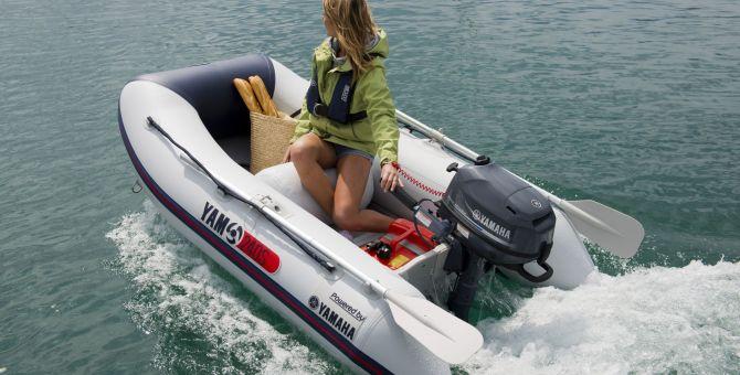 Yamaha Aussenbordmotor