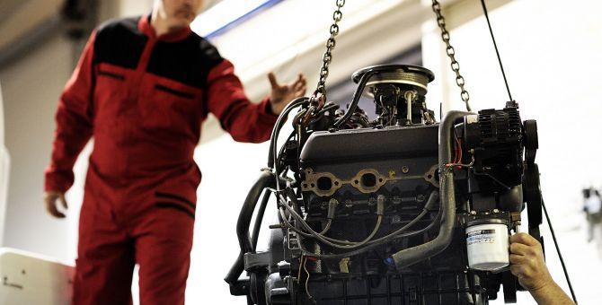 Innenbordmotoren