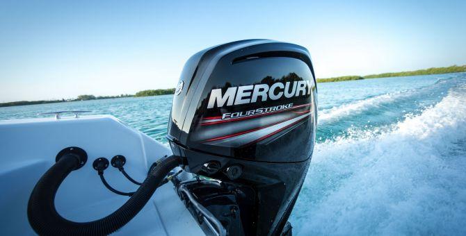 Mercury Aussenbordmotoren